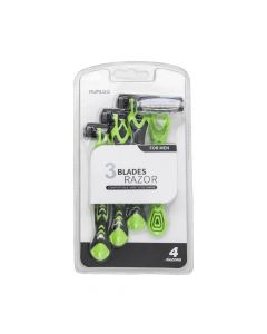 3 Blade Multi-pack Men's Razor