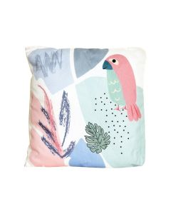 Forest Story Throw Pillow